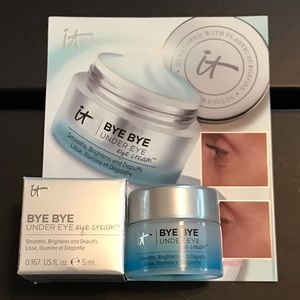 IT COSMETICS BYE BYE EYE CREAM - NEW